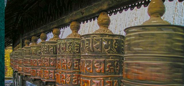 tibetprayerwheels